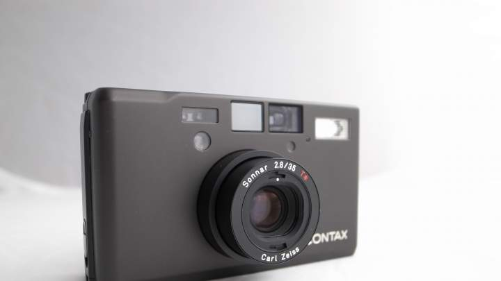Contax compact cameras are awesome