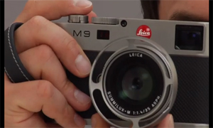 The Leica M9 Titanium
