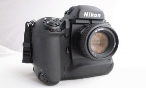 The wonderful Nikon F5