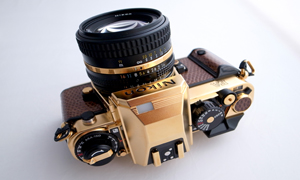 Camera Geekery: The Grand Prix edition Nikon FA