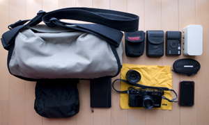 Bag Shot – What's in your bag?