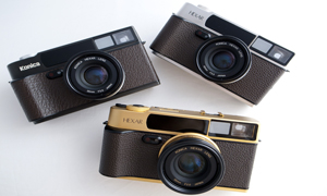 Konica Hexar Limited editions