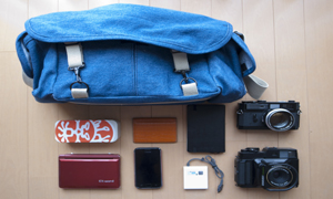 Bag Shot – What's in your bag? Part 2