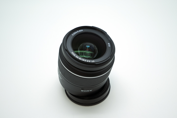 Sony 18-55mm 3.5-5.6 DT SAM Lens