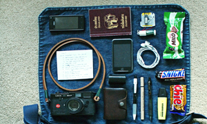In your bag #3 – Max