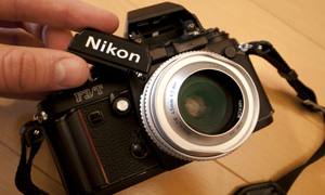 Broken camera? Get it repaired in Japan