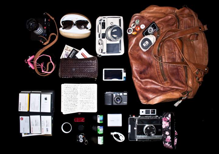 In your bag: The Top 10