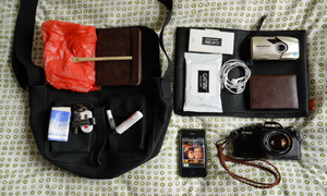 In your bag #13 Rizal