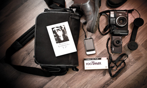In your bag #21 – Stephan Spiegelberg