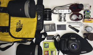 In your bag #42 – Bernard Reznicek