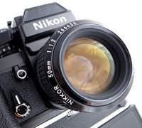 Camera Geekery: The Nikon F2 Data