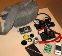 In your bag #55 – Barry Harding