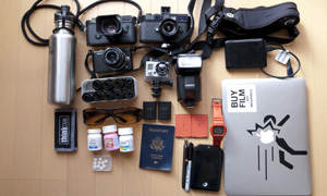 In your bag #60 – Eric Kim