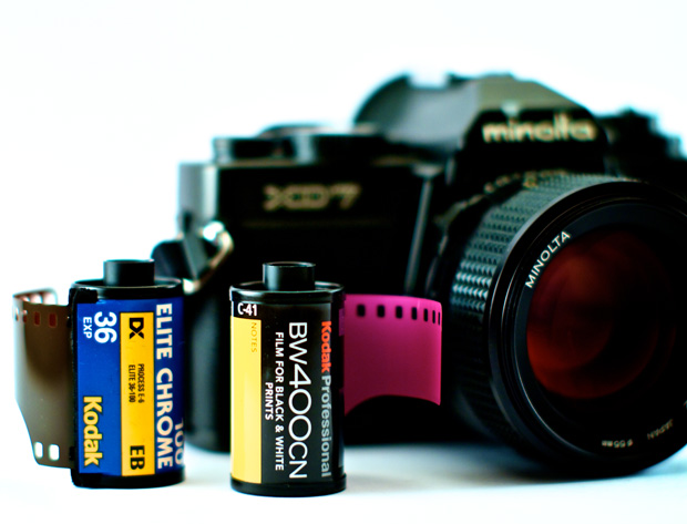 Traveling with film - By Tobias Weisserth