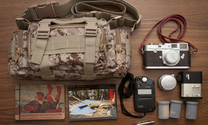 In your bag #65 – Vance Lester