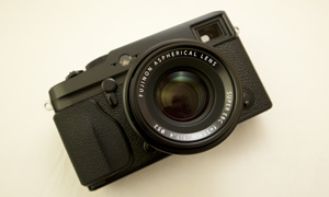 Fuji X-Pro1 – The first 'real' consumer 'rangefinder'?