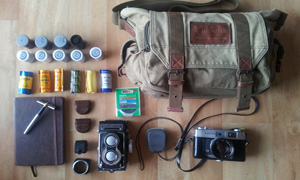 In your bag #83 – Neal Thorley