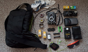 In your bag #96 – Andrew T