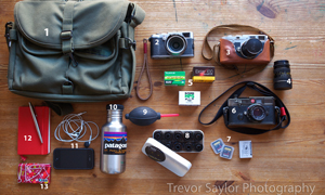 In your bag #95 – Trevor Saylor