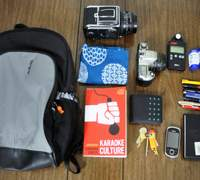 In your bag #106 – Alan Campbell