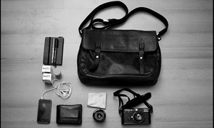 In your bag #109 – Romain Massola