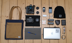 In your bag #110 – Mathias Hädrich