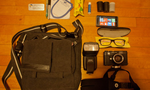In your bag #123 – Norman Estrologo