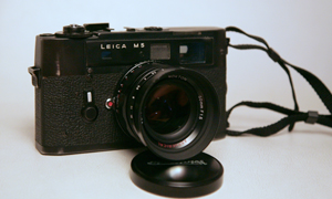 The Leica M5, the lost Leica
