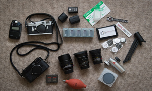 In your bag #120 – David Powell – aka ShootTokyo