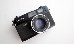 The Canonet QL17 – mini review