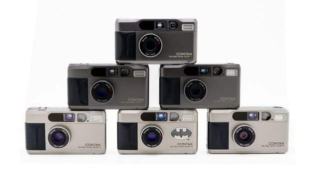 The Contax T2 – the killer compact