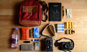 In your bag #146 – Julián Péter