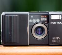 Mini review – The Pentax Espio Mini