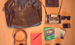 In your bag #186 – Alexandre Droual