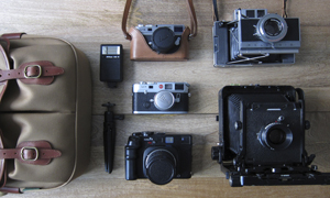 In your bag No: 499 - Francois Gaboury - Japan Camera Hunter