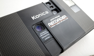 Camera Geekery: The Konica Recorder – Half frame magic