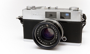 Camera Geekery: The Konica Auto S2