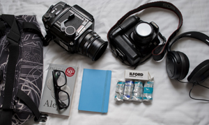 In your bag #210 – A.R. Hasni
