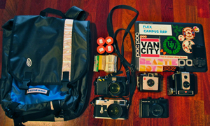 In your bag #198 – Philip Basaric