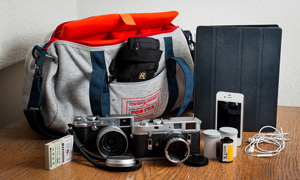 In your bag #195 – Yorrick Zijlstra