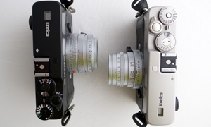 Camera Geekery: Konica Hexar RF review