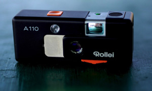 Camera Geekery: The Rollei A110
