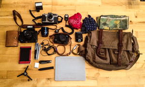In your bag #247 – Ricky Montalvo