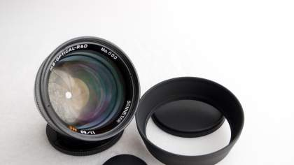MS Optical Sonnetar 50mm F/1.1 MC M-mount
