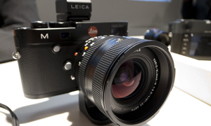 New Leica M hands on *Scoop inside*