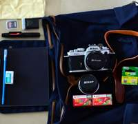 In your bag No: 277 – Jonathan Goh