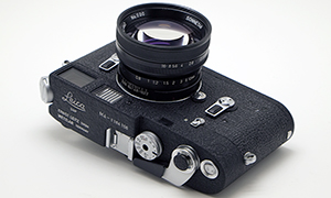 One of a kind Leica M4