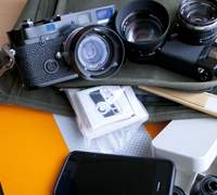 By popular request – In JapanCameraHunter's bag