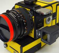 The Hasselblad MKWE (AKA The NASA Hasselblad)