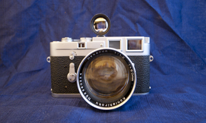 The Konica Hexanon 60mm F1.2 L-mount